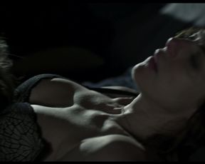 Claudia Gerini - Suburra la serie s01e07-10 (2017) Naked movie scene