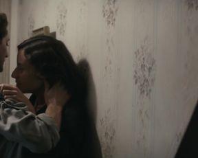 Sofia Nilsson, Virginie Vignolo, Celine Cappacci, Dorothee Marro, Mana Noba - La promesse de l'aube (2017) Naked TV movie scene