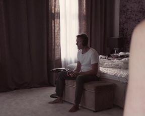 Janne Heltberg - Okkupert s02e01 (2017) Naked TV movie scene