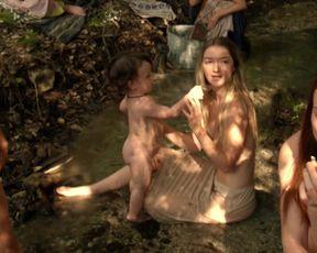 Kristine Hayworth, Annalise Basso, Karsen Liotta - Prettyface (2016) Naked actress