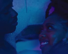 Shakira Ja'nai Paye - All Day and a Night (2020) Nude movie scene