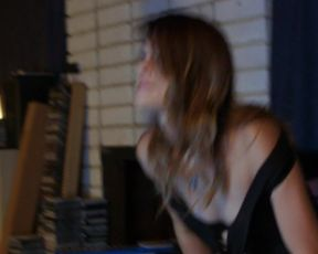 Lindsey Shaw nude - Temps (2016)