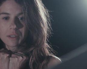 Melanie Merkosky - Home (2017) Nude movie scene