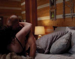 Jodi Lyn O'Keefe - Edge of Fear (2018) Сut nude scene(1)