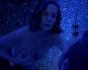 Embeth Davidtz - Ray Donovan s04e06 (2016) Naked actress in a movie scene