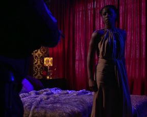 Alynxia America, Tania Fox - Puppet Master Axis Termination (2017) Naked actress in a movie scene