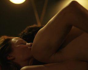 Ashley Hinshaw nude - StartUp (2016) (Season1, Episode3)