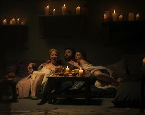 Tuba Buyukustun naked - Rise of Empires Ottoman (2020) (Season 1, Episode 3)