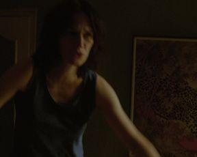 Clotilde Hesme - Diane a les epaules (2017) celebs hot scene