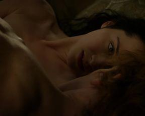 Hannah James - Outlander s03e04 (2017) celebs hot movie scene
