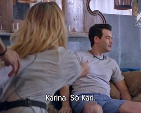 Maria Florencia Castro, Lourdes Sole Dolphyn - Submersos s01e03e06 (2020) Hot movie scene