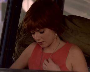 Anna Friel topless & sex- Sunset Strip (2000)