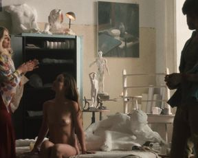 Olivia Wilde - Vinyl s01e06 (2016) Film's Adult Stage (18+) film scene