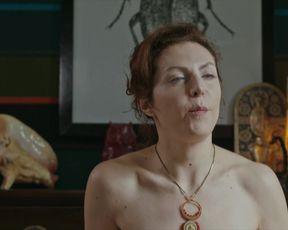 Malya Roman, Brigitte Faure, Anne-Elisabeth Blateau naked - Nu s01e07 (2018)