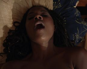 Shanola Hampton, Isidora Goreshter hot - Shameless (2017) (Season 8, Episode 6)