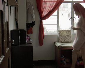 Tato Alexander - Infinito (2017) Censorship nude scene