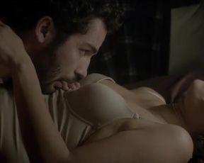 Neshe Demir - Annunciation (2016) Censored celebs scene