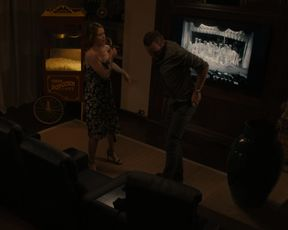 Lucy Walters Naked actress in a Get Shorty HD(2017)(Season1, Episode6)