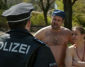 Stephanie Gossger naked actress in a - Die Kanzlei s05e03 (2020)