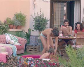 Candela Pena, Claudia Perez Esteban and other - Kiki, el amor se hace (2016) nude and hot movie scene