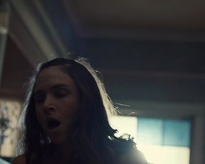 Katherine Barrell, Dominique Provost-Chalkley nude - Wynonna Earp (2020)  (Season 4, Episode 2)