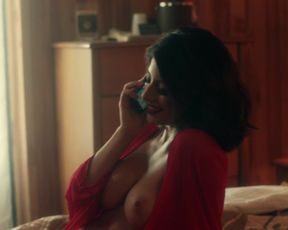 Mayra Leal - Carter and June (2017) Hot movie scene