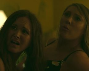 Jillana Darby, Heather Hayes nude - Teenage Bounty Hunters (2020) (Season 1, Episode 7)