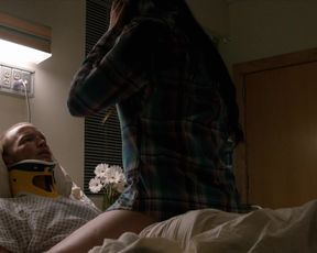 Edin Brolin - Yellowstone s03e04 (2020) Naked actress in a TV movie scene