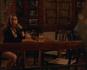 Nasia Aissaoui - Angels Fallen (2020) Naked movie scene