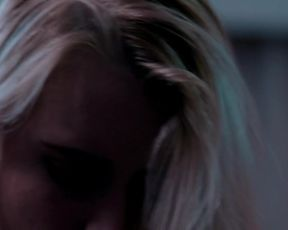 Monica Engesser, Sedona Feretto - The Covenant (2017) Nude movie scene