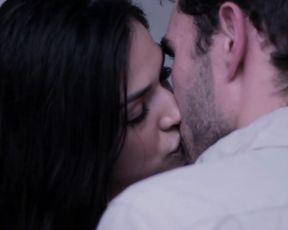 Ariana Guerra, Dagny Paige - Mind and Machine (2017) Censorship celebs scenes