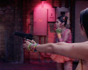 Sara Malakul Lane - Halloween Pussy Trap Kill Kill (2017) Hot film scene