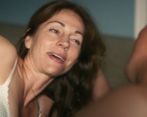 Ulrike C. Tscharre - Besser als Du (2015) Naked actress in a sexy scenes
