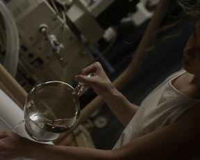 Katerina Shpitsa - Tas, ko vini neredz (2017) celebrity hot movie scene