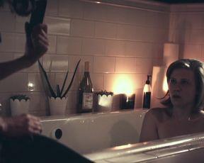 Nicky Whelan, Tess Talbot - Inconceivable (2017) Naked film scene