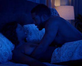 Nirine S. Brown- Ruthless s01e01 (2020) Naked TV movie scene