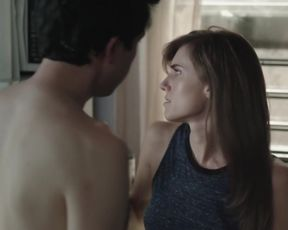 Allison Williams sexy - Girls (2017) (Season6, Episode4)