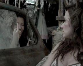 Nathalia Dill, Paula Burlamaqui - Por Tras do Ceu (2016) sexy nude videos