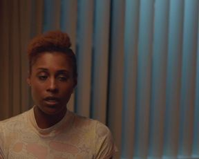 Domnique Perry, Issa Rae - Insecure s02e01 (2017) Naked movie video