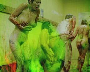 Asta Paredes, Catherine Corcoran naked - Return to Return to Nuke 'Em High Aka Vol. 2 (2017)