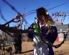 Julia Rose Morgan - Hitman Pervert (2016) Naked TV movie scene