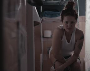 Zina Zinchenko - Aviva (2020) celeb topless scenes