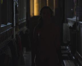 Nina Meurisse - Naturally (2015) Naked TV movie scene