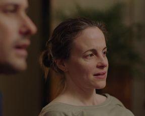 Juliana Canfield, Maria Dizzia - The Neighbors' Window (2019) Naked actress in a sexy video