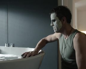 Carine Bouquillon - Les temoins s01e05 (2015) Naked movie scene