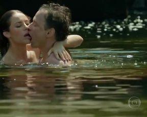 Paolla Oliveira - Felizes Para Sempre s01e04 (2015) Naked actress in a TV movie scene