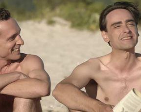 "Tamara Canosa - Os fillos do sol (2017) Nude ""topless"" scene"