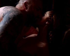 Laura Kirchner, Brittney Bertier - The Ouija Exorcism (2015) Hot celebs scenes