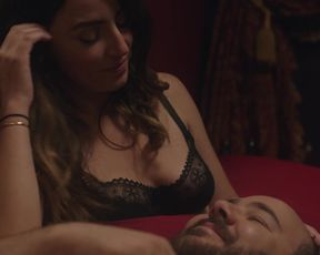 Rachel Morgan Boers - Bastard (2015) Sexy of staging scene