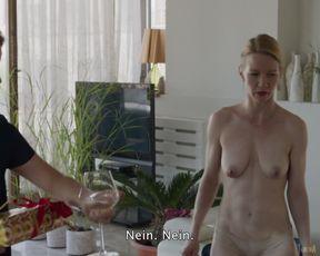 Sandra Huller, Ingrid Bisu naked - Toni Erdmann (2016)